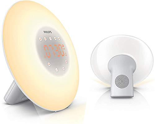 Philips Wake-up Light, Aufwachen mit...