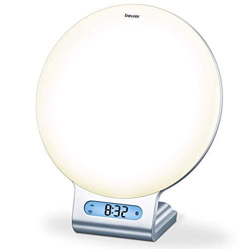 Beurer WL 75 Lichtwecker mit Radio,...