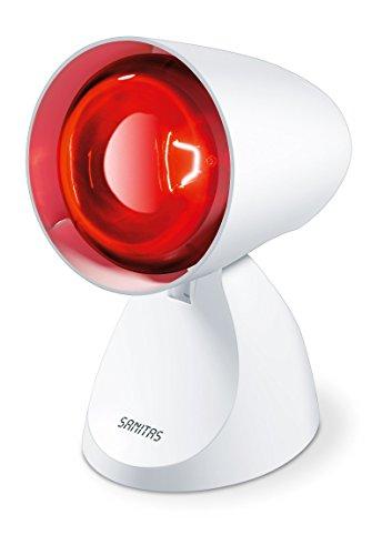 Sanitas SIL 06 Infrarotlampe, wohltuende...