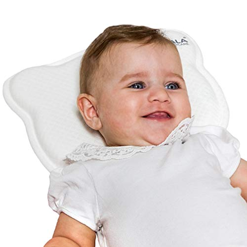Babykissen Plagiozephalie, abnehmbar...