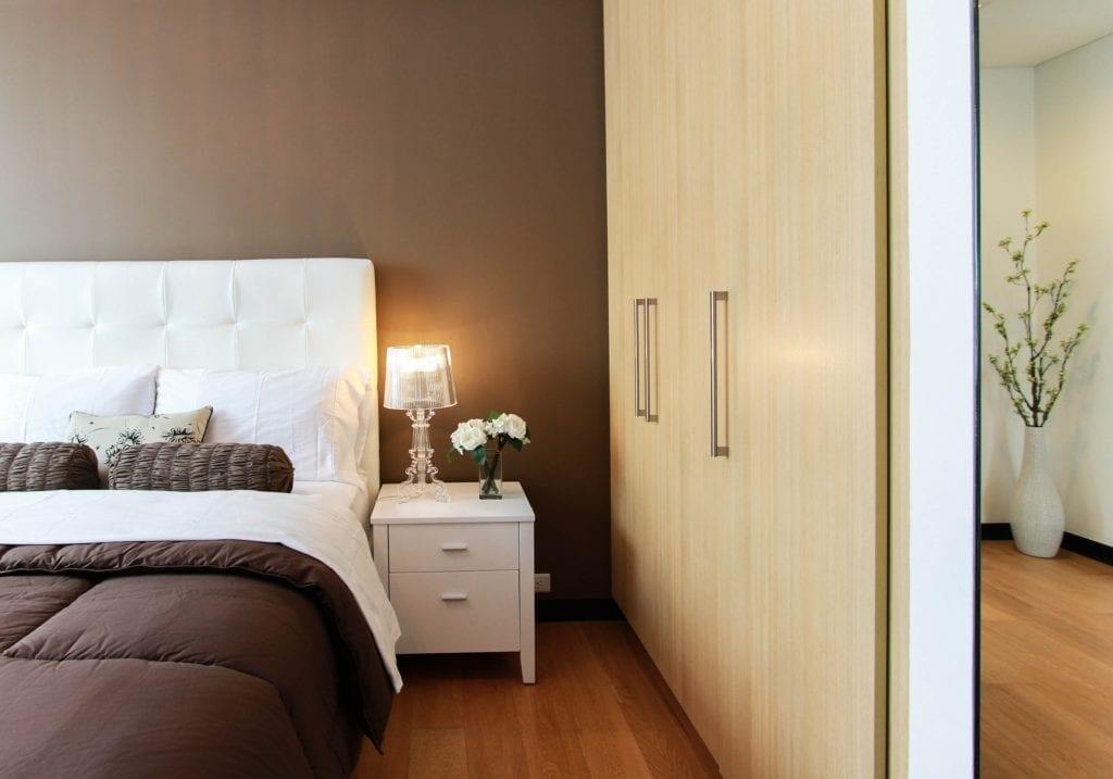 Schlafzimmer - Sensor