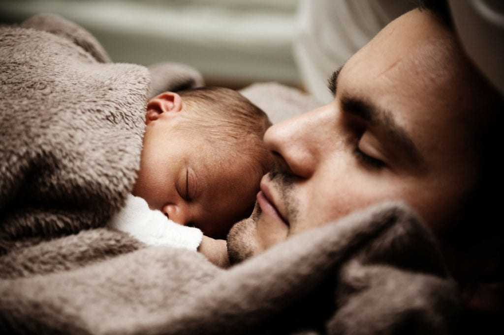 Erholsamer Schlaf für Baby.