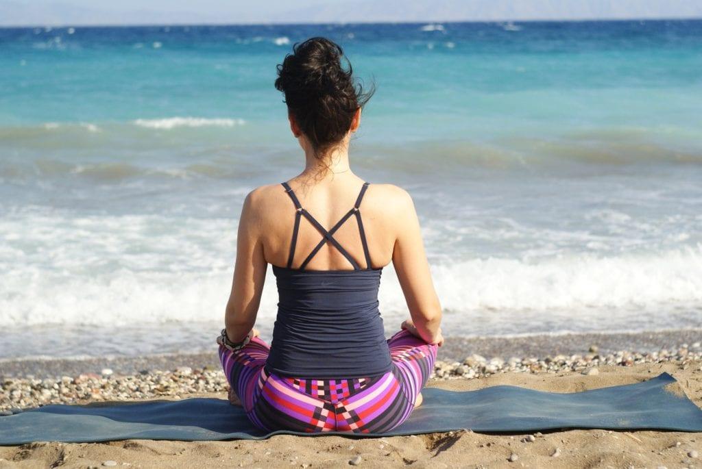 Herzrasen Meditiation