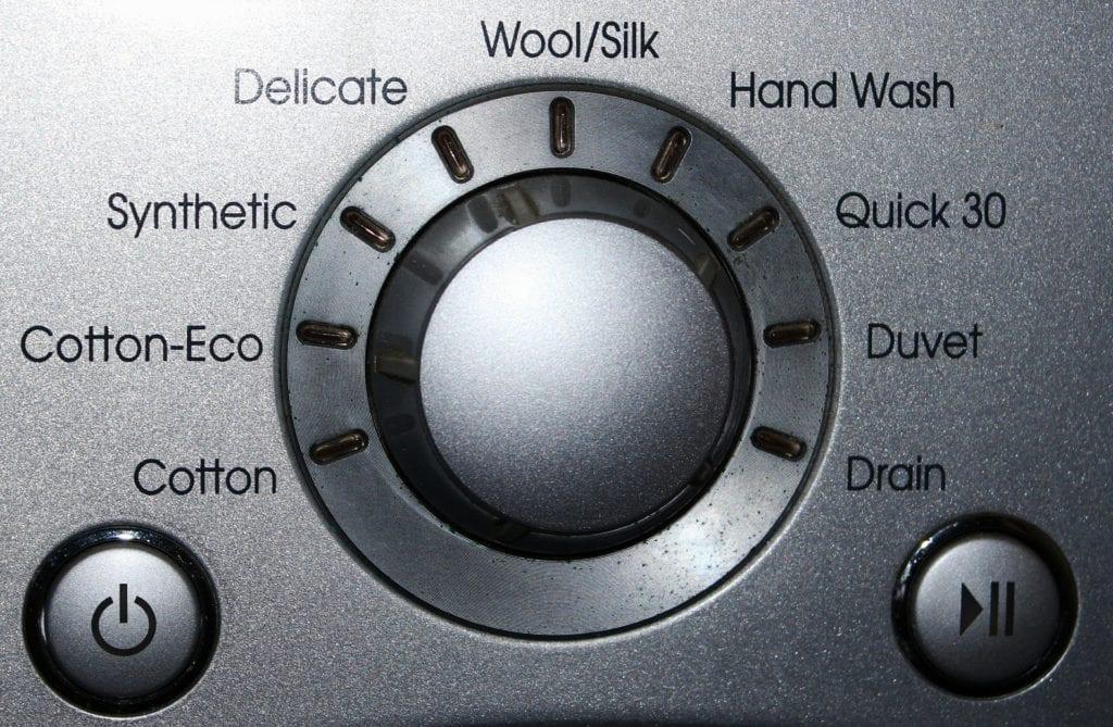 Waschmaschine.
