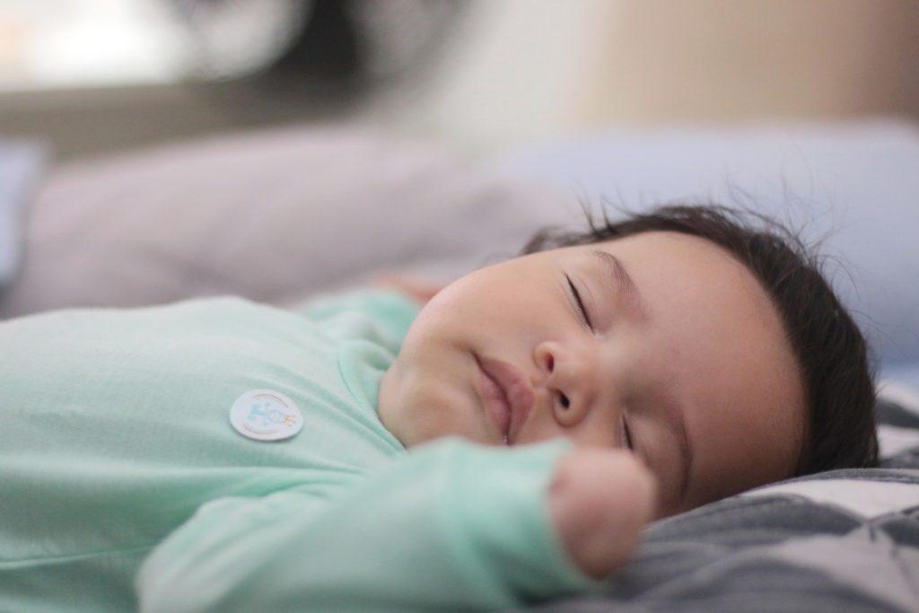Baby schlafen ohne Angst