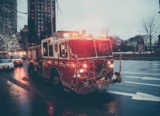 Feuerwehrbett