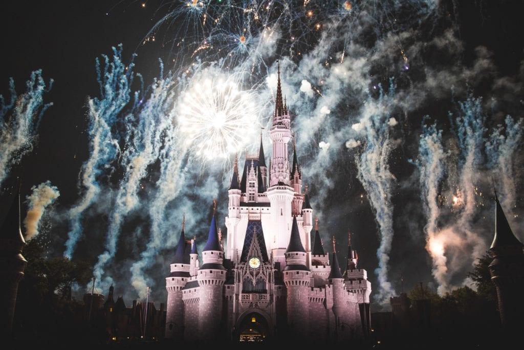 Himmelbett Mädchen - Disney
