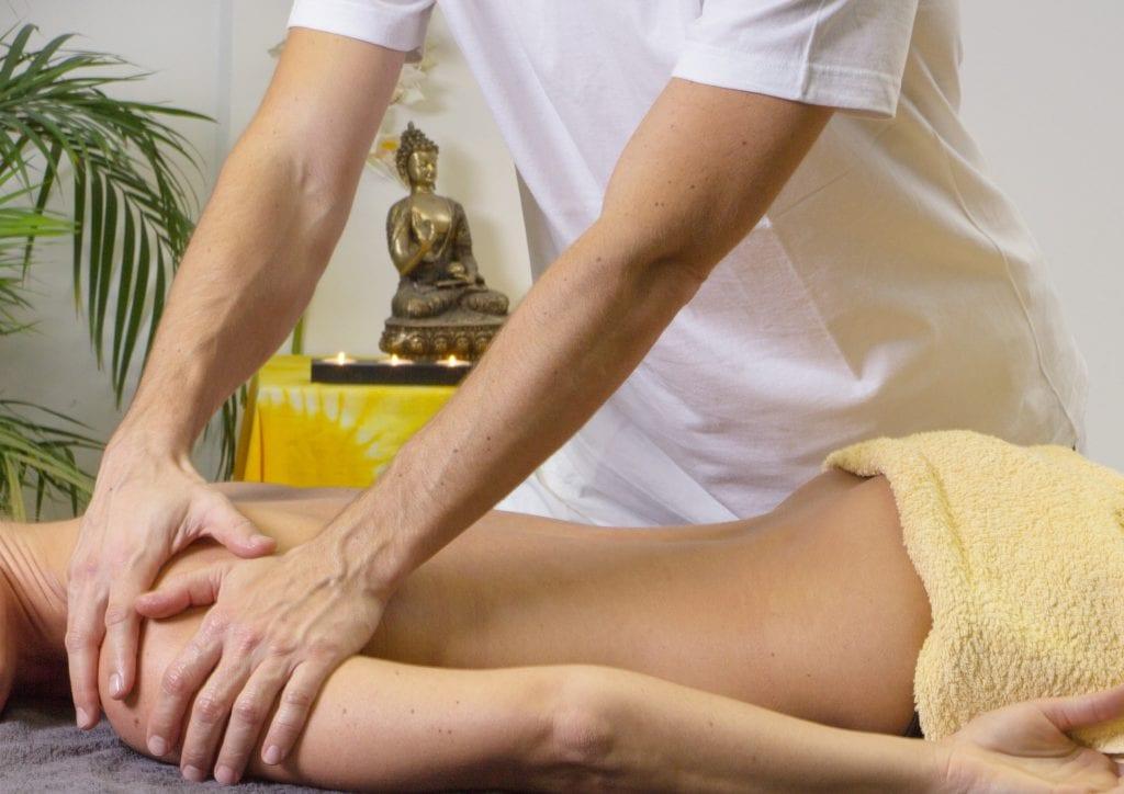Shiatsu Massagegerät - Nacken