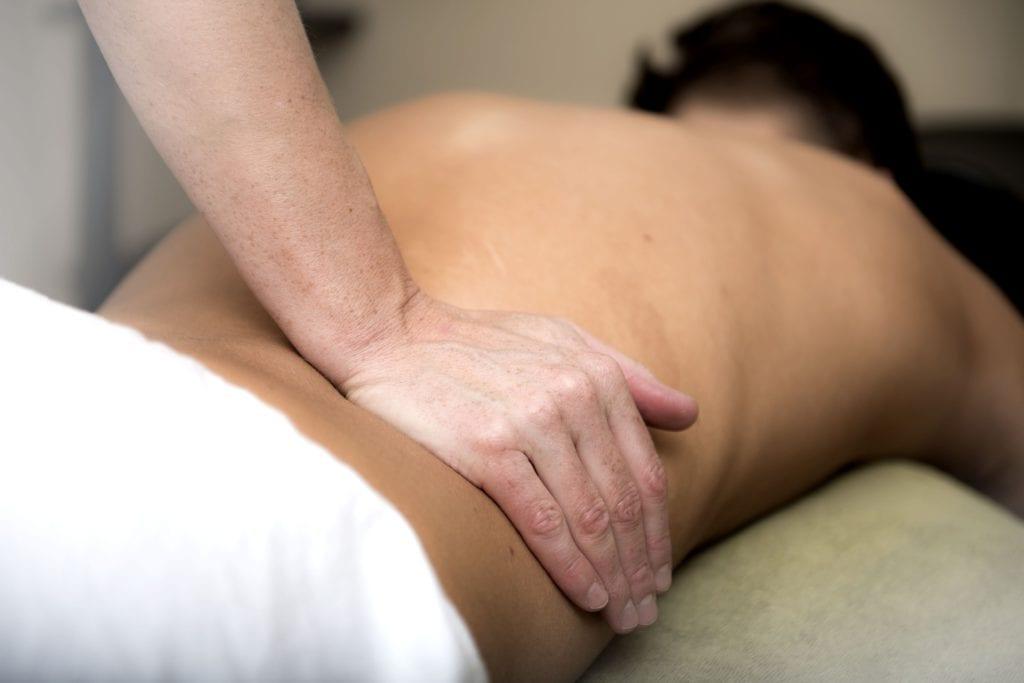 Wärmegürtel - Rückenschmerzen