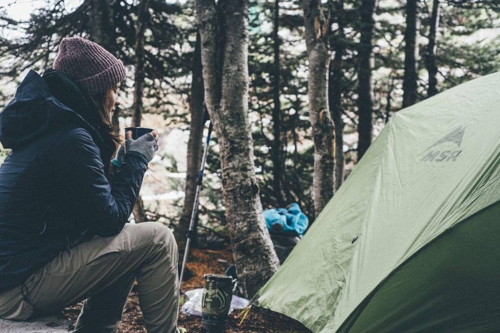 Wasserdichtes Kissen Camping