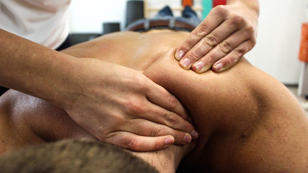 Massage Durchblutung
