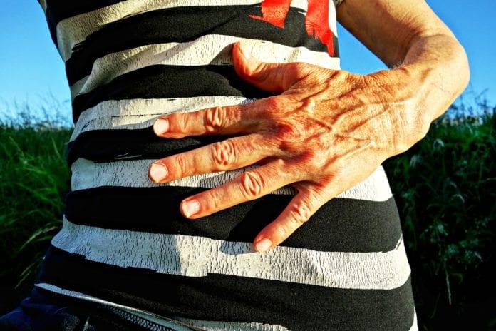 Schmerzen in der Hüfte beim Liegen oder Schlafen
