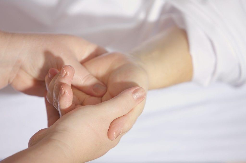 Shiatsu Massage Finger