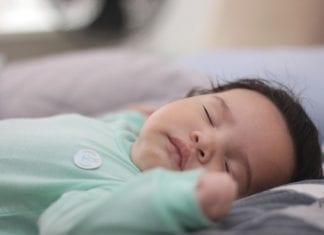 Lagerungskissen Baby