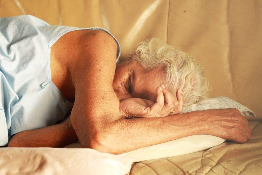 Seitenschlaf - Kissen