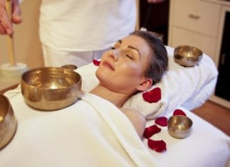 Ultraschall Massagegerät