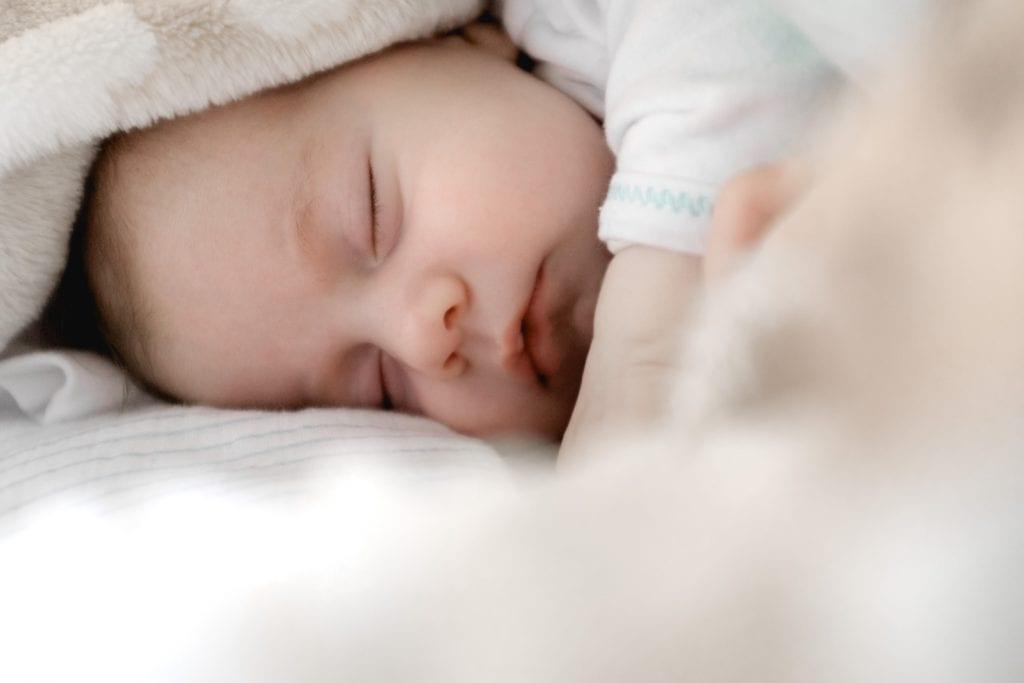 Baby - weißes Rauschen