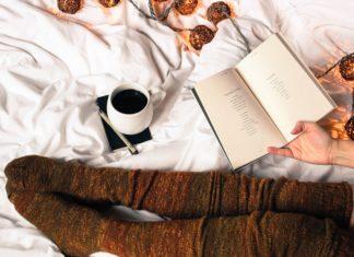 Bett gemütlich