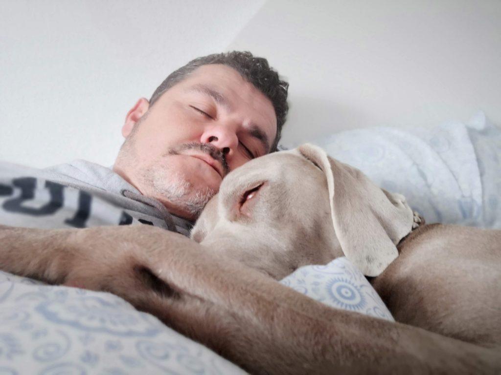 Füllmaterial Kissen - Schlafposition