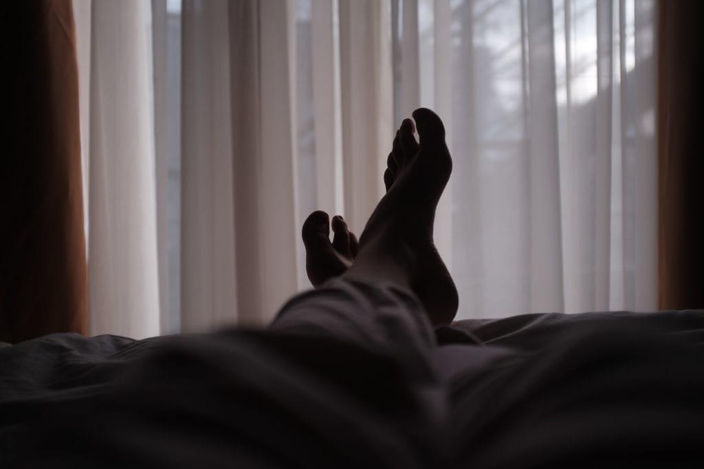 Länge Bett