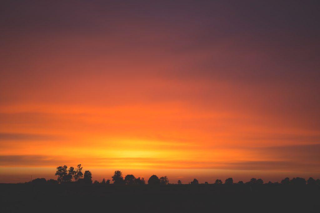 Sonnenaufgang - Melatonin