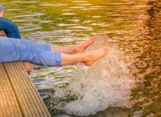 Venen Massagegerät