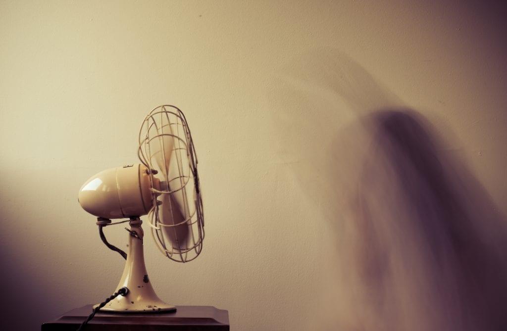 Ventilator schlafen