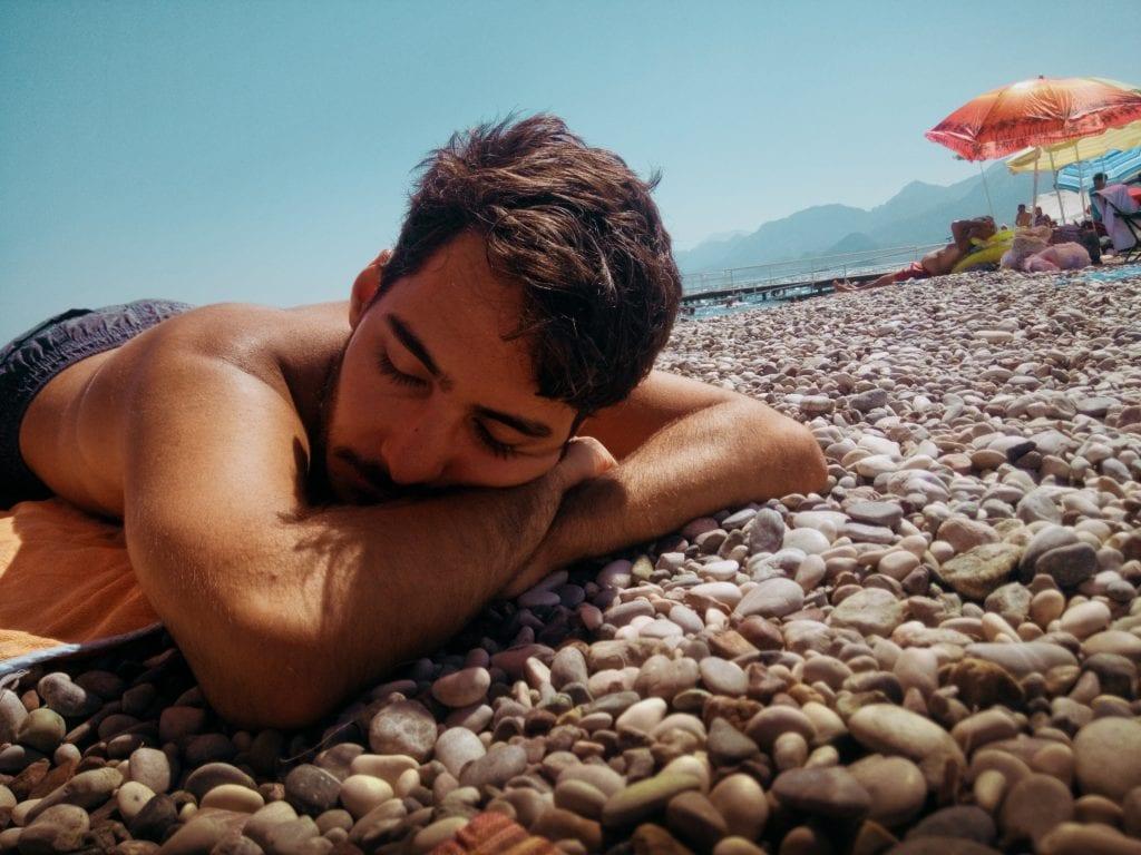 Nacken Hängematte - Entspannung