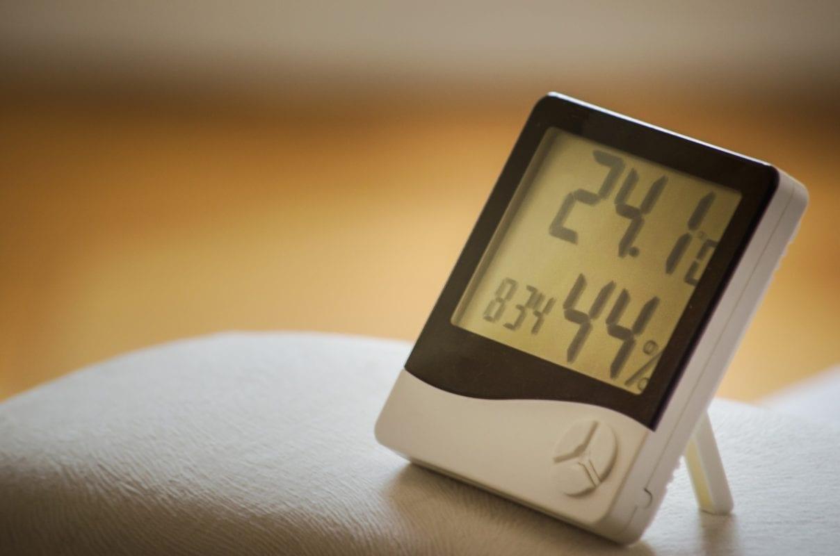 Luftfeuchtigkeit im Schlafzimmer - Schaffe das optimale Schlafklima