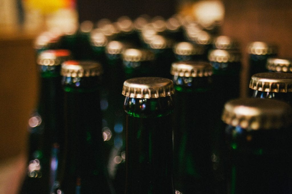 Alkohol Schlaf