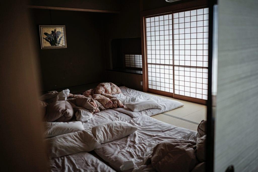 Japan Schlafzimmer