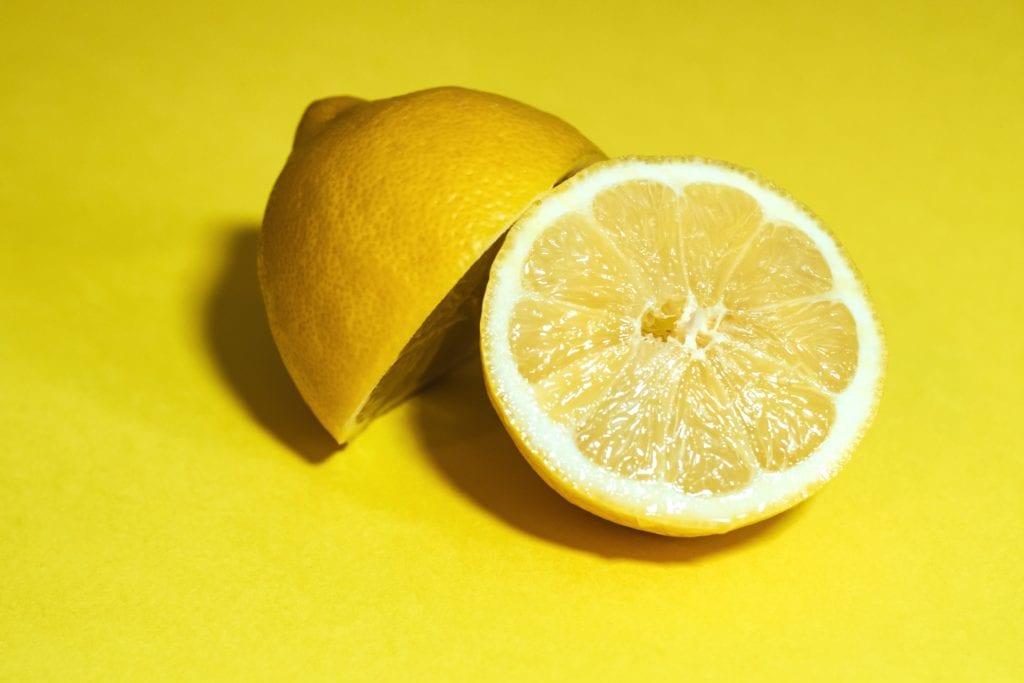 Schimmel Zitronensaft Matratze