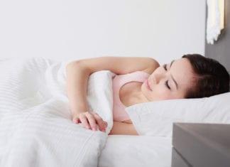 Milben im Bett