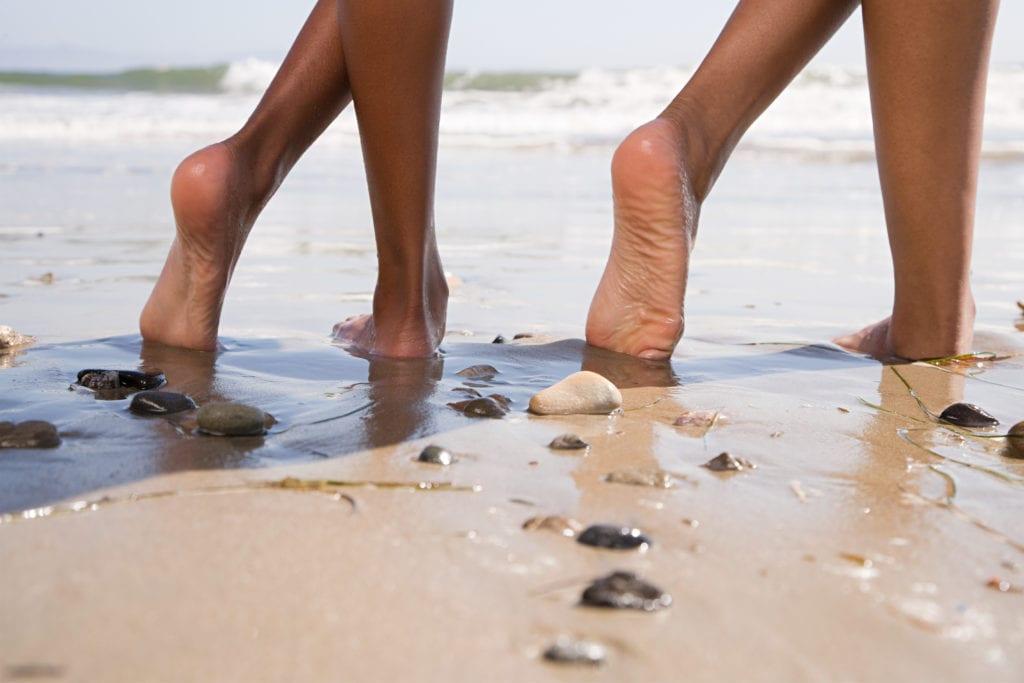 Fußmassage - Wirkung