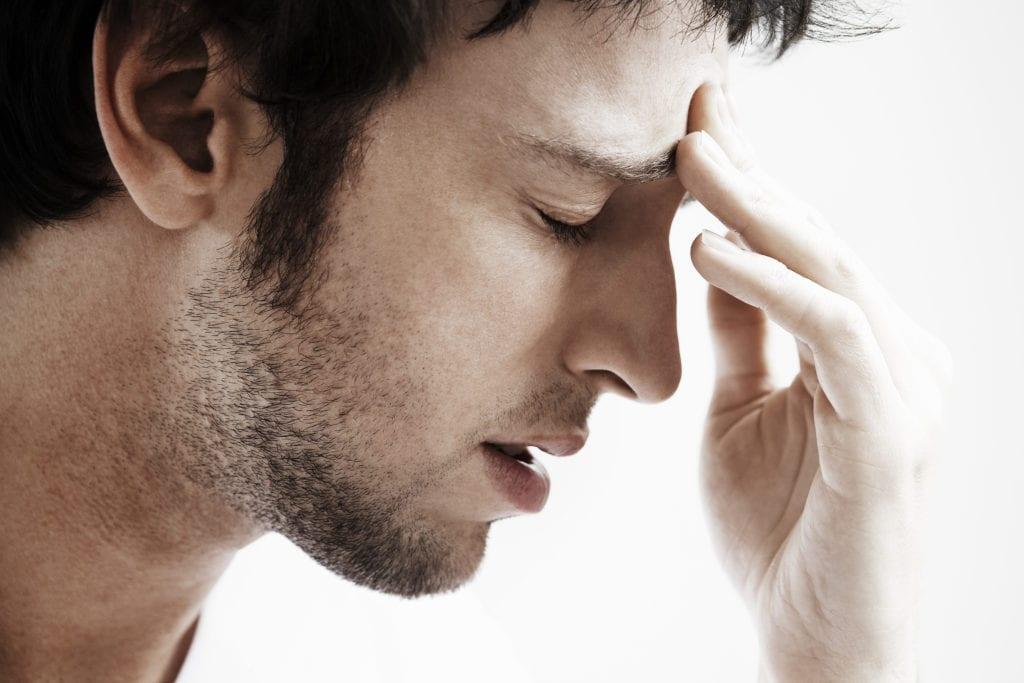 Kopfmassagegerät - Kopfschmerzen