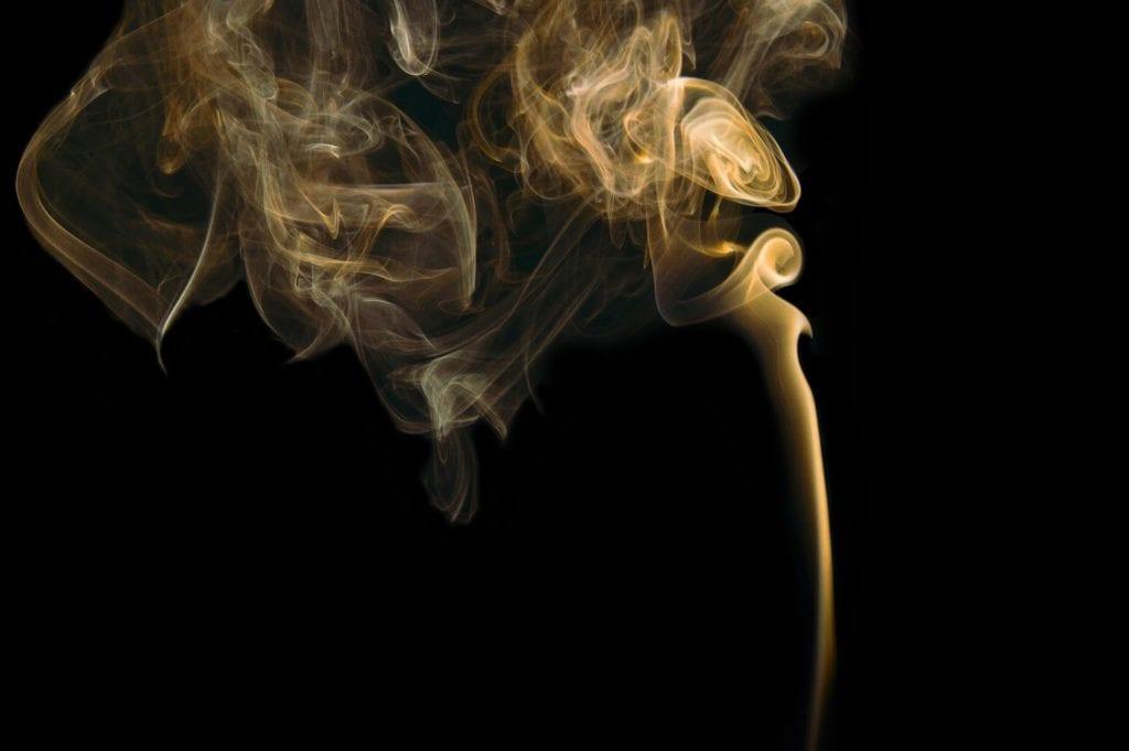 Raucher - Luftreiniger