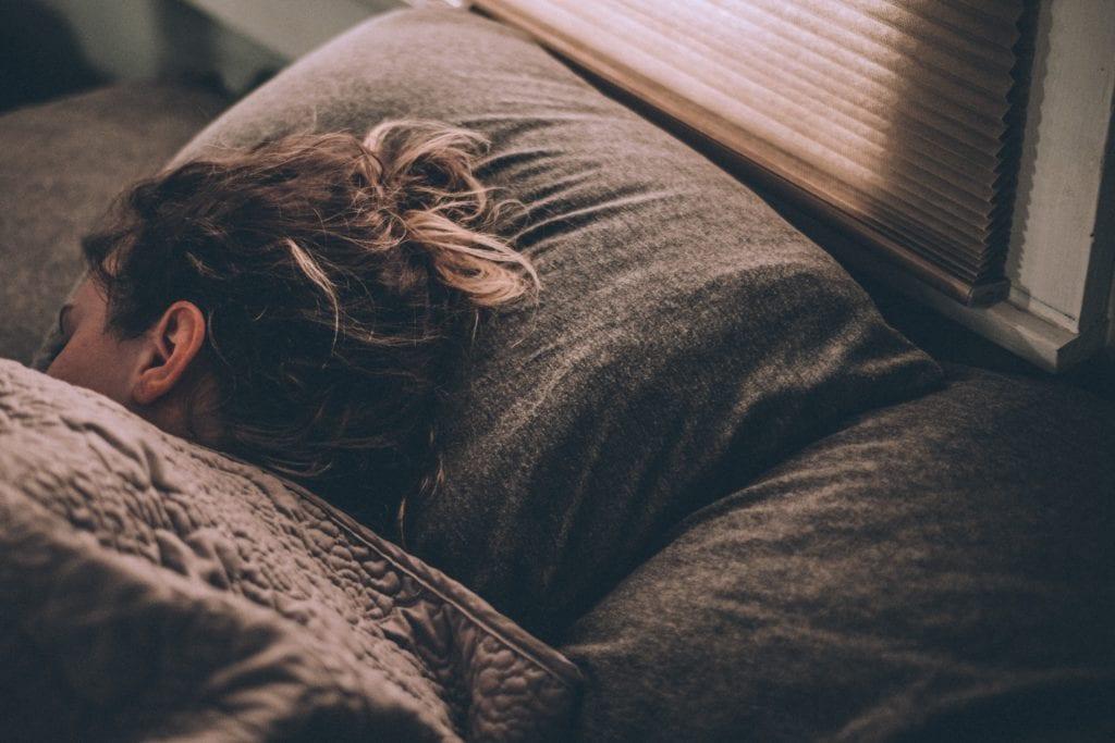 Gewichtsdecke - Schlafqualität