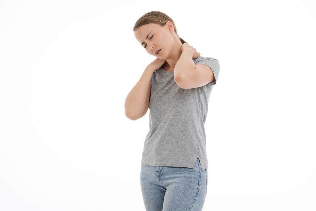 Infrarot Massagegerät - Verspannungen und Schmerzen
