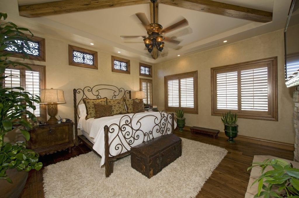 Schlafzimmer - Minimalistisch