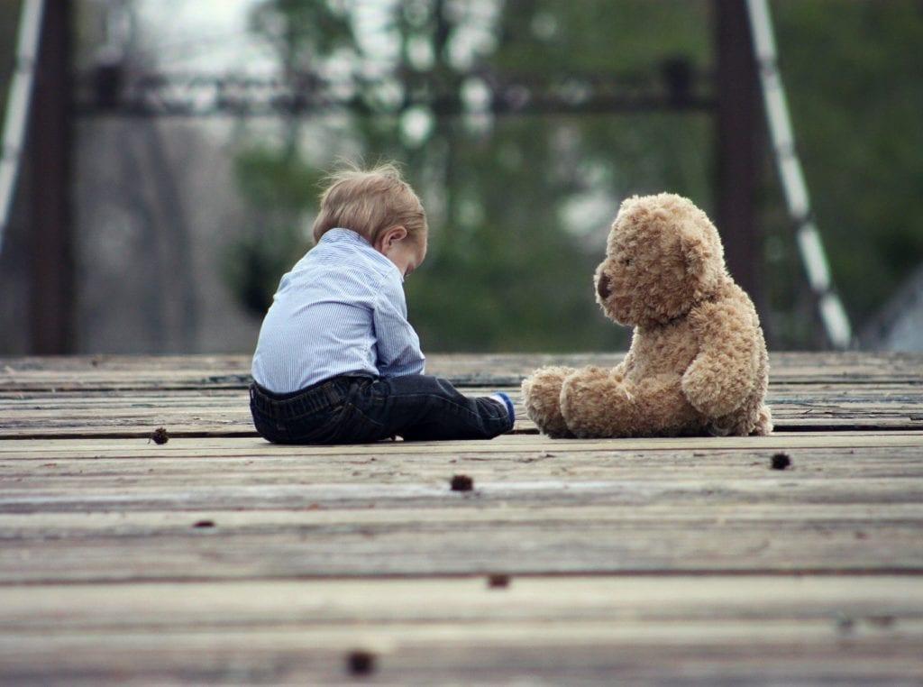 Baby Verhaltensauffälligkeit