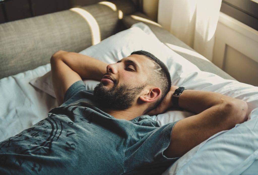 Beste Schlafposition Bei Bandscheibenvorfall