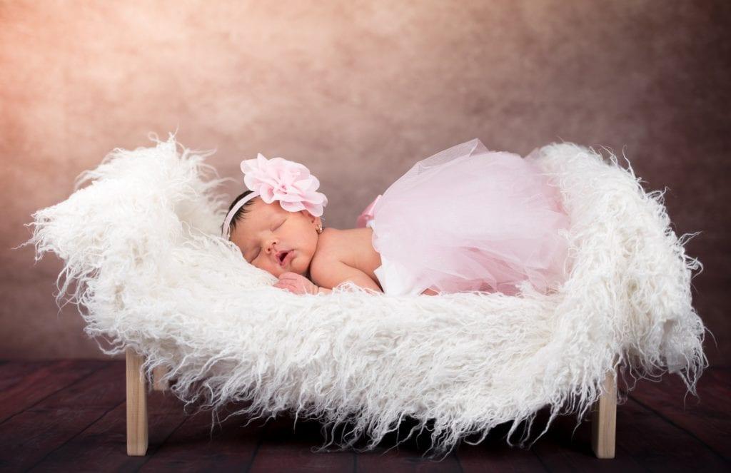 Baby Schlafplatz