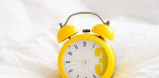 Schlafrhythmus ändern
