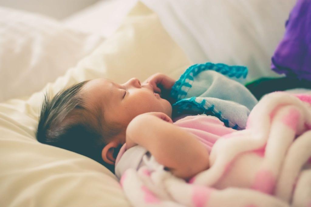 Baby allein einschlafen