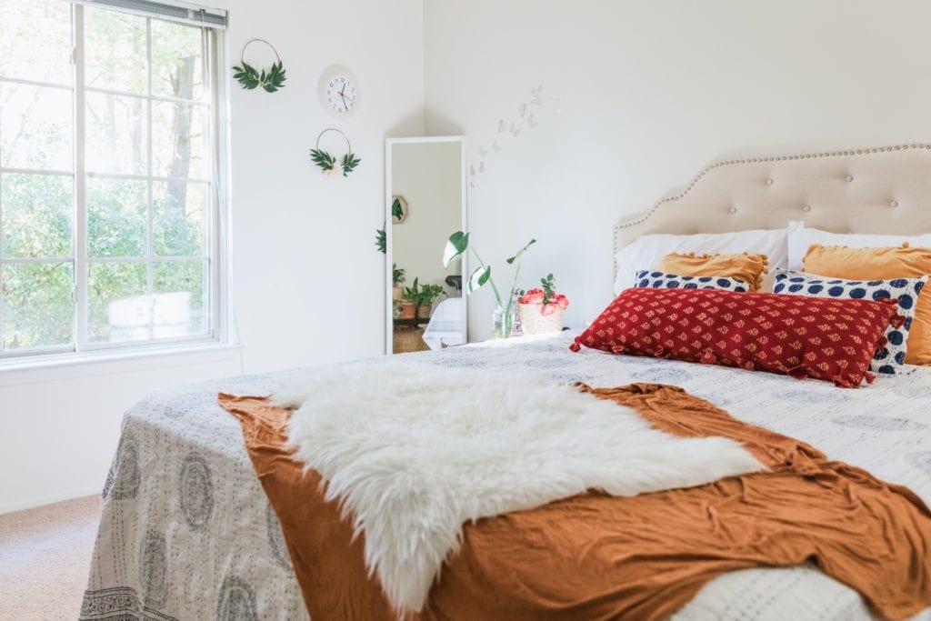 Schlafzimmer lüften