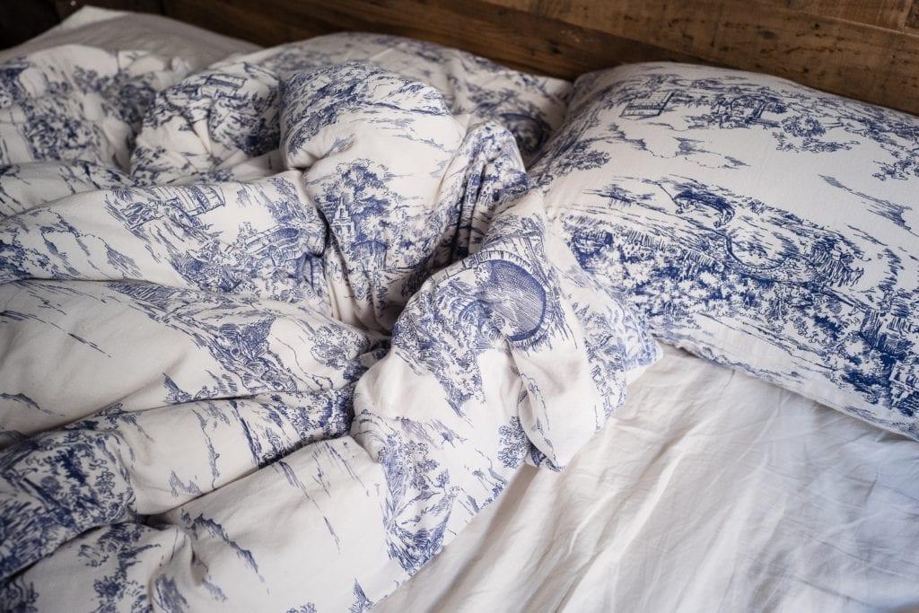 Bettwäsche häufiger reinigen