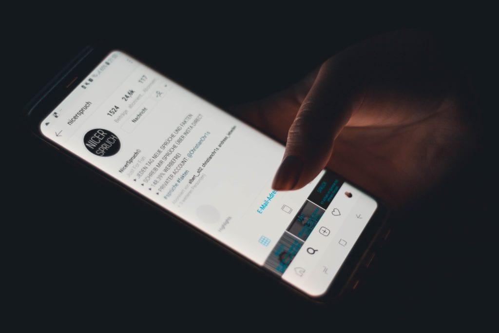 Schlafrhythmus Smartphone