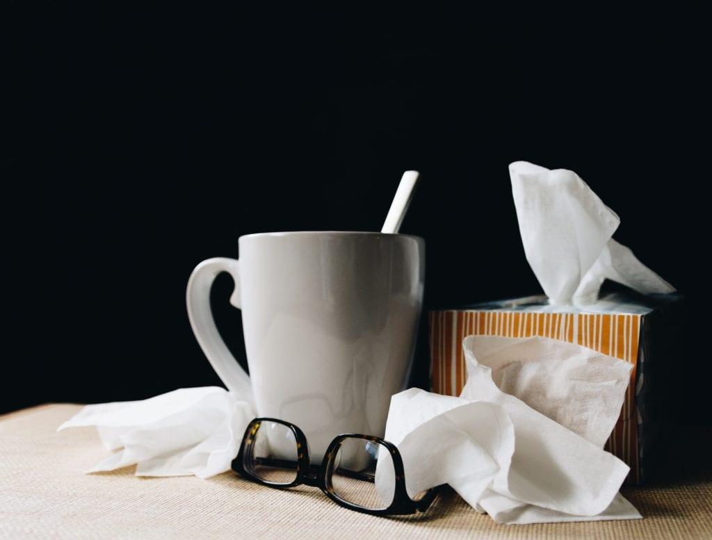 Symptome Hausstauballergie