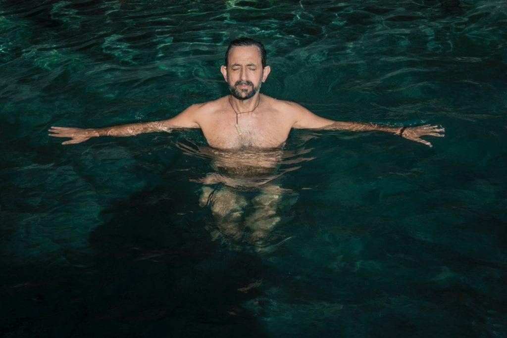 Schwimmen bei Arthrose