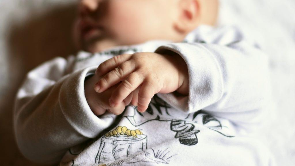 Baby Schlaf-Apnoe